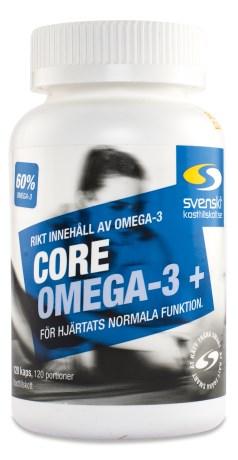 Core omega-3 + är nummer 3 i detta bäst i test!